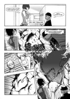 Project Red Chapter 1 Pg 19 by DrawSlowly
