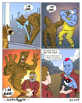 I Am Groot by woohooligan