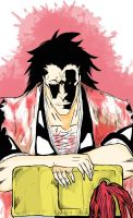To be a Kenpachi by Tommo2304