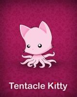 Tentacle Kitty Classy by TentacleKitty