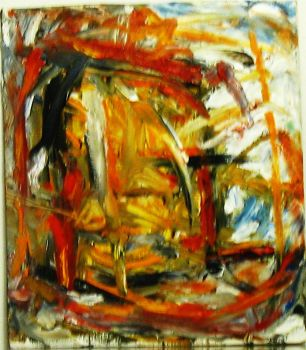 de Kooning Wannabe by phedup