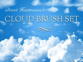 Cloud Brush Set 1 by Aiquandol