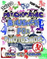 Psychopathic brushes by dead2me86