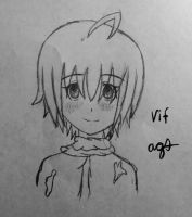 Vif Doodle by ags342