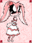 powderpuffbunny New look by PowderPuffBunny