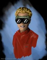 Dr. Horrible is Here by Sketchy-Stories
