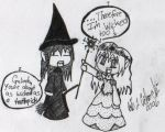 Look Who's Wicked Now by rockinxredxpanda
