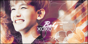BaekHyun Sign V2 [EXO] by Chocopopper