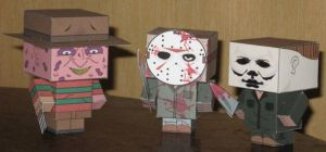 Movie Maniacs by paperart