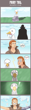 [Fairy Tail] Gildarts x Plue by thezigmis