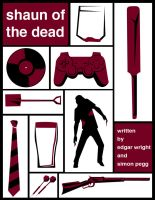 Shaun of the Dead Alt Poster by svanelli