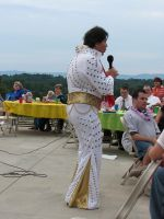 Elvis Impersonator 2 by MissyStock