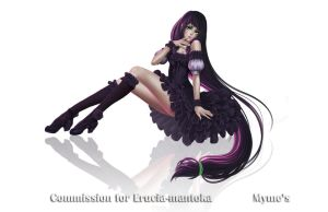 Commission: Suyume by Myme1