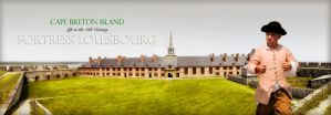 FORTRESS OF LOUISBOURG by lawrencebydesign