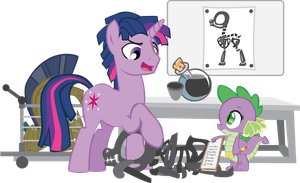 Number 1 Assistant by Trotsworth