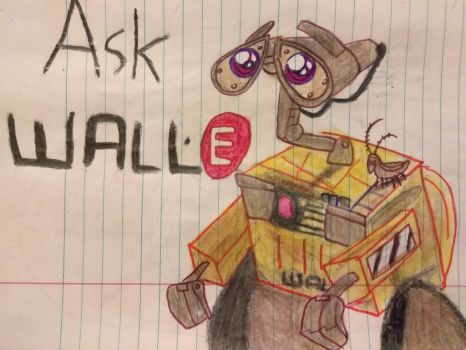 Ask Wall-e by Romethehybrid