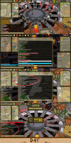 .: Days in Town of Salem - Dat Love Story :. by AquaGD