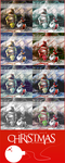 Christmas PS action pack by Carllton