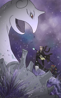 The Great White Lapras by skullanddog