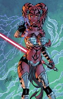 Darth Talon by J-Skipper