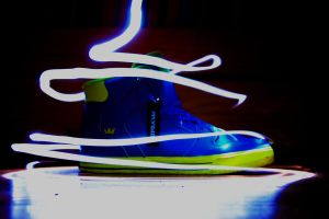 Supra Light Painting by PythonIt