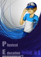 P.E school book by Gresta-GraceM