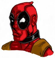 DeadPool - Warning To All DP Haters! by ChargedGraphite