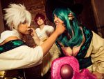 Magi: WHY U LITTLE... by red-cluster