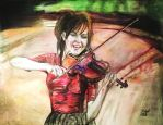 Lindsey Stirling - Do What You Love, Know your Val by khalediouz