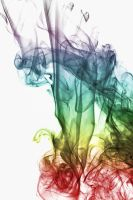 Rainbow Smoke by DustDevilNM