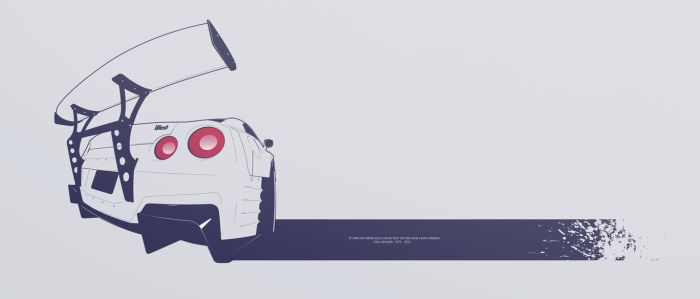 Nissan R35 by AeroDesign94