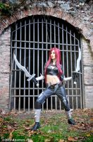 Katarina - League of Legends by CrazyRikku92