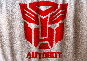 Autobot Logo Cloth by PlaviDemon