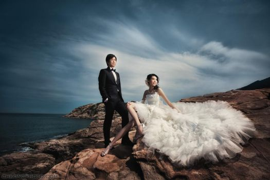 Pre-Wedding 16 by cheongphoto