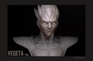 Vegeta wip1 by Art-by-Smitty