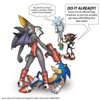 Is this the end of Sonic? by Yastach