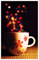 Cup of bokeh? by ironicna