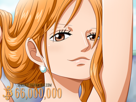 Wanted #3 - Nami by SergiART