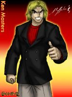 Ken Masters Corporate by TheALVINtaker