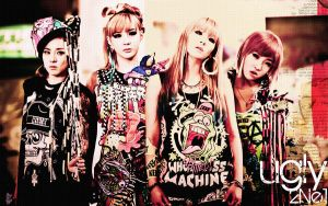 2NE1 - Ugly MV 2 by MyHiTops