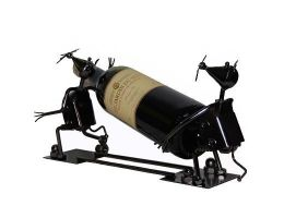Cool Mice Stealing Home Wine Rack by tracylopez