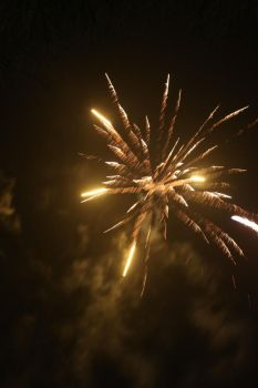 Fireworks Stock 27 by Malleni-Stock