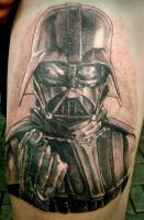 Dark side by TimboTattoo