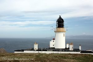 Dunnett Head Lighthouse by printsILike