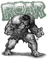 Hulk_Roar by riq