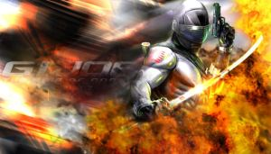 G.I.Joe Signatur by corki-gfx