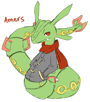 Amers potential Secret Hideout group OC by scilk