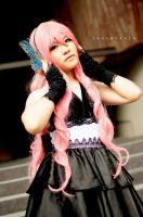 Megurine Luka - Magnet.. by cure-pain