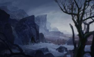Ice age by merl1ncz