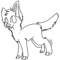 .:CO:. Zimmi Lineart by crowrley
